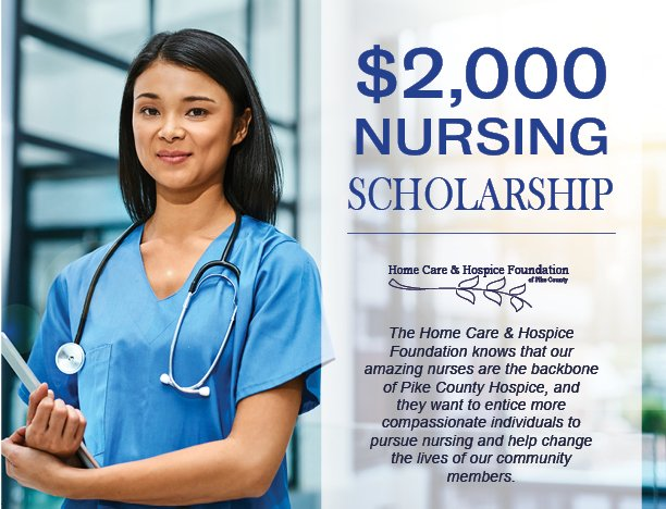 $2,000 Nursing Scholarship: Now Accepting Applications