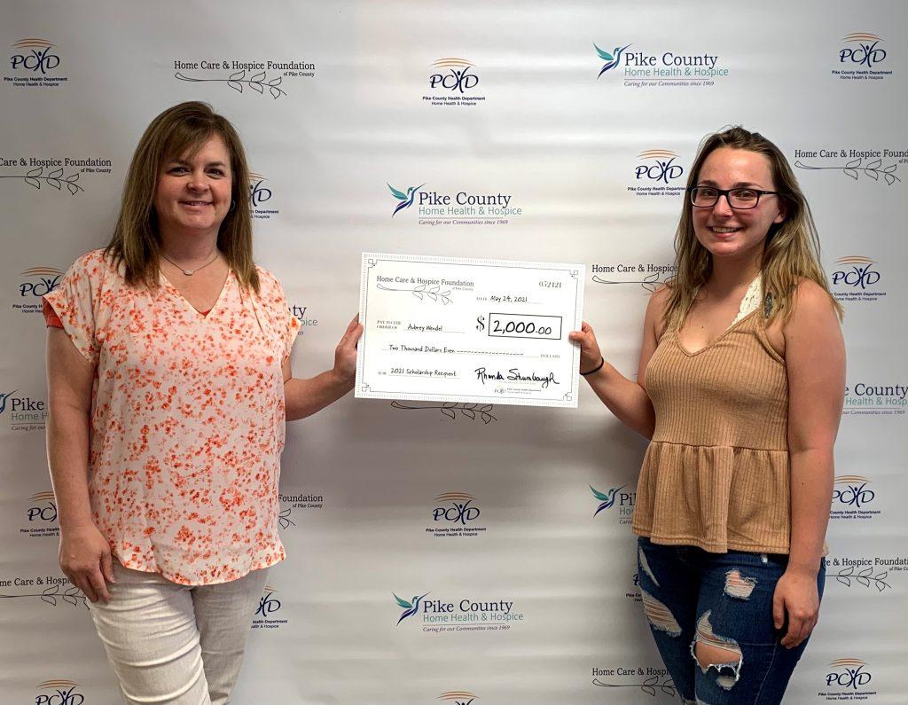$2,000 Nursing Scholarship Awarded